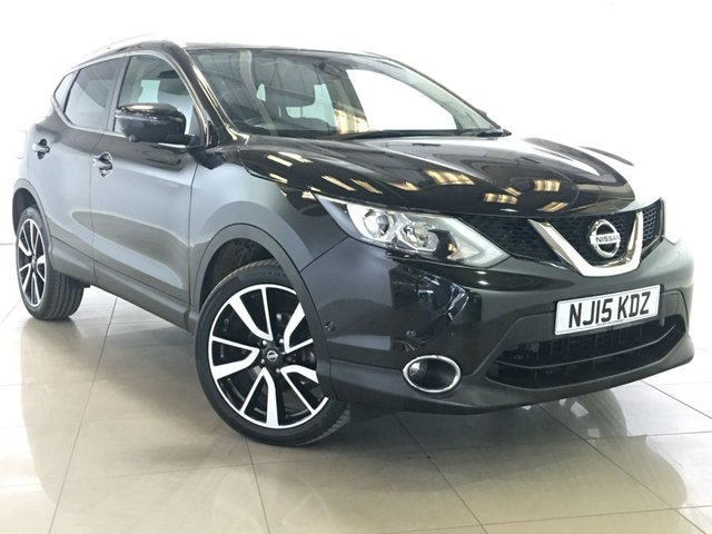 View our 2015 15 NISSAN QASHQAI 1.5 DCI TEKNA 5d 108 BHP