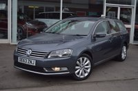 2013 VOLKSWAGEN PASSAT 2.0 HIGHLINE TDI BLUEMOTION TECHNOLOGY DSG 5d AUTO 139 BHP £8990.00