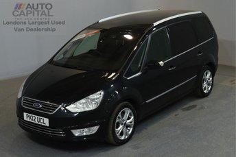 2012 FORD GALAXY 2.0 TITANIUM 161 BHP AUTO A/C 7 SEATER £8890.00