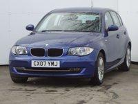 USED 2007 07 BMW 1 SERIES 2.0 118D SE 5d 141 BHP