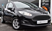 USED 2013 63 FORD FIESTA 1.0 ZETEC 5 door 99 BHP Euro 5  £0 Road Tax