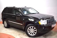 USED 2007 JEEP GRAND CHEROKEE 3.0 V6 CRD OVERLAND 5d 215 BHP
