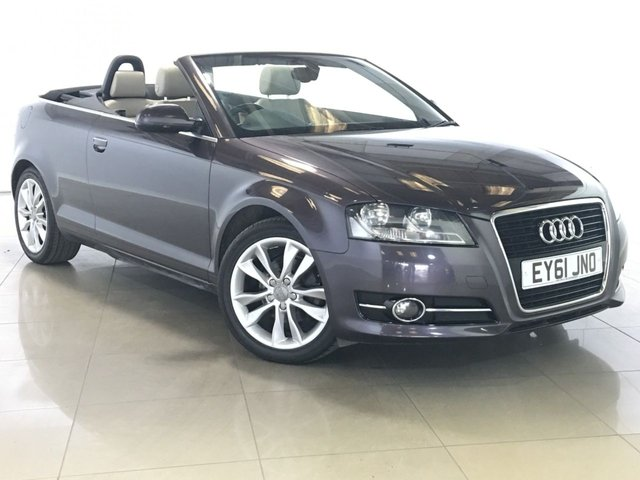 View our 2011 61 AUDI A3 1.2 TFSI SPORT 2d 105 BHP