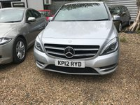 USED 2012 12 MERCEDES-BENZ 180 BLUEEFFICIENCY SPORT AUTOMATIC