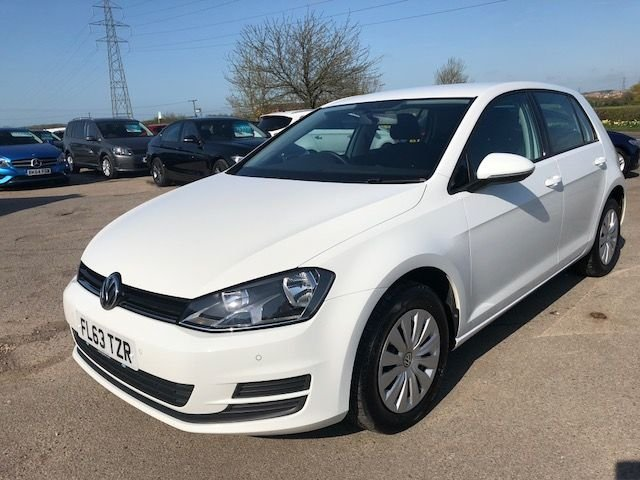 2013 63 VOLKSWAGEN GOLF 1.4 S TSI BLUEMOTION TECHNOLOGY 5d 120 BHP