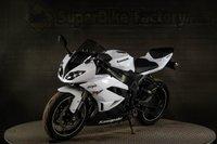 USED 2011 61 KAWASAKI ZX-6R 600cc ALL TYPES OF CREDIT ACCEPTED OVER 500 BIKES IN STOCK