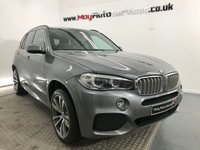 2016 BMW X5 3.0 XDRIVE40D M SPORT 5d AUTO 309 BHP £37495.00