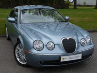 USED 2006 06 JAGUAR S-TYPE 3.0 SE V6 4d AUTO 240 BHP ***DESIRABLE PETROL MODEL***