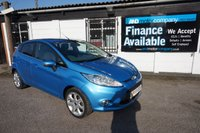 USED 2009 59 FORD FIESTA 1.6 TITANIUM 5d 118 BHP,AIR-CON,ALLOYS,PRIVACY GLASS,HISTORY