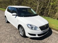 USED 2014 14 SKODA FABIA 1.2 SE 12V 5d 68 BHP 6 MONTHS PARTS+ LABOUR WARRANTY+AA COVER