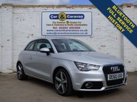 USED 2011 60 AUDI A1 1.4 TFSI SPORT 3d 122 BHP Full Service History Bluetooth 0% Deposit Finance Available