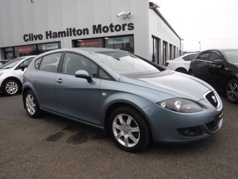 2007 SEAT LEON 1.9 1d i Stylance  £SOLD