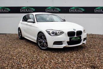2013 BMW 1 SERIES 3.0 M135I 5d AUTO 316 BHP £16700.00