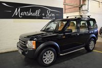 USED 2007 07 LAND ROVER DISCOVERY 3 2.7 3 TDV6 SE 5d AUTO 188 BHP