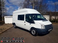 USED 2014 14 FORD TRANSIT 350 2.2 125 BHP MESS UNIT**CHOOSE FROM 70 VANS**