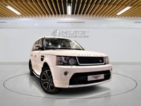 USED 2008 03 LAND ROVER RANGE ROVER SPORT 3.6 TDV8 SPORT HST 5d 269 BHP