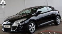 USED 2012 12 RENAULT MEGANE 1.5dCi DYNAMIQUE TOMTOM 3 DOOR COUPE AUTO 110 BHP Finance? No deposit required and decision in minutes.