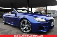 USED 2015 61 BMW 6 SERIES 4.4 M6 2d AUTO 567 BHP