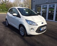 USED 2014 64 FORD KA 1.2 ZETEC THIS VEHICLE IS AT SITE 2 - TO VIEW CALL US ON 01903 323333