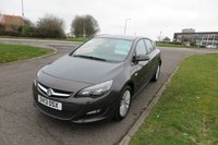 2013 VAUXHALL ASTRA 1.7 ENERGY CDTI Alloys,Air Con,Cruise Control £5995.00