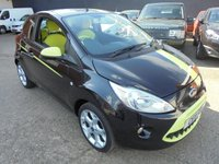 2011 FORD KA 1.2 DIGITAL 3d 69 BHP £3790.00