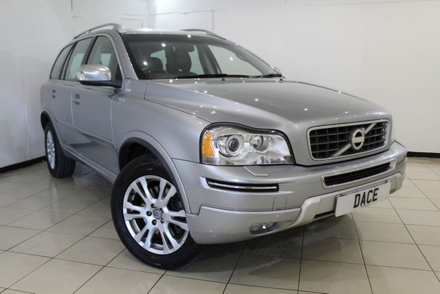 View our 2012 62 VOLVO XC90 2.4 D5 EXECUTIVE AWD 5DR AUTOMATIC 200 BHP