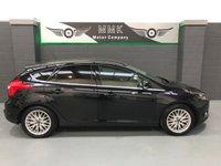 2011 FORD FOCUS 1.6 ZETEC 5d 124 BHP £4995.00