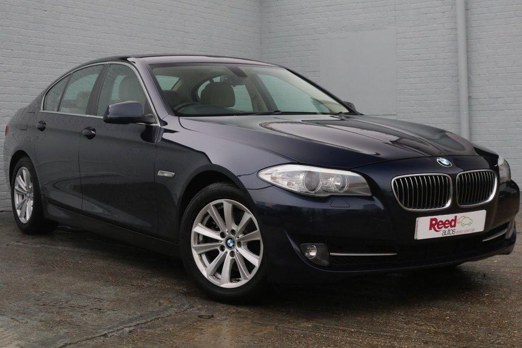 2012 62 BMW 5 SERIES 2.0 520D SE 4d 181 BHP