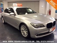 USED 2010 60 BMW 730Ld  SE AUTO LIMO LWB COMPETITIVE FINANCE - NATIONWIDE DELIVERY - PART EX WELCOME - HPI CLEAR - L@@K