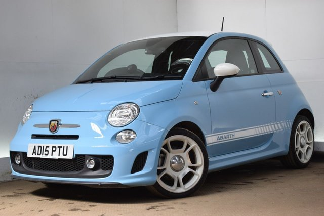 Used Abarth in Manchester for sale, Abarth dealer Manchester