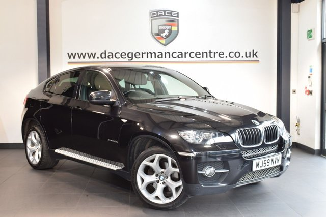 Used BMW X6 cars in Stockport from Dace Motor Company