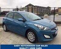 2014 HYUNDAI I30 1.6 CLASSIC BLUE DRIVE CRDI 5d 109 BHP £6295.00