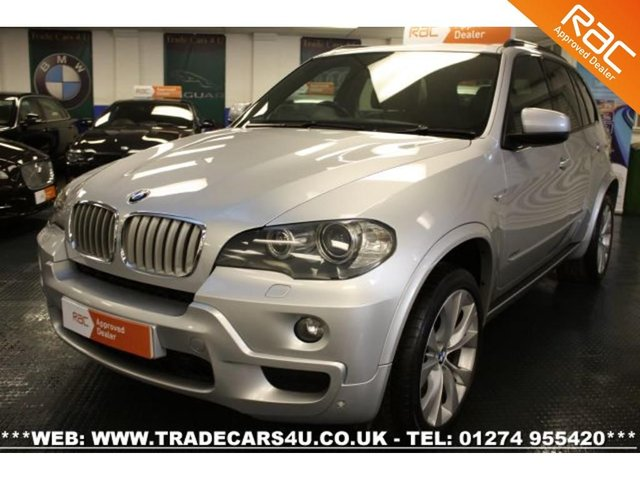 2009 09 BMW X5  3.0SD M SPORT 7 SEATER