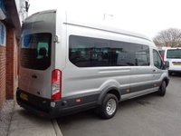 USED 2015 65 FORD TRANSIT 2.2 460 TREND H/R BUS 17 STR 1d 124 BHP