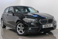 2016 BMW 1 SERIES 1.5 116D ED PLUS 5d 114 BHP £13990.00