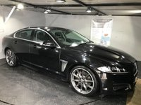 USED 2012 62 JAGUAR XF 3.0 V6 S PREMIUM LUXURY 4d AUTO 275 BHP Bluetooth : Satellite Navigation : DAB Radio : Full leather upholstery : Heated/Cooling front seats : Electric driver and passenger seats      :      Heated screen      :      Reversing camera    :    Front and rear parking sensors   :   Fully documented Jaguar service history