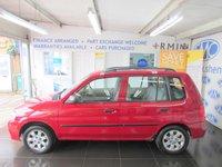 USED 2001 MAZDA DEMIO 1.5 GSI 5d AUTO 74 BHP