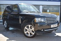 USED 2010 60 LAND ROVER RANGE ROVER 4.4 TDV8 VOGUE 5d AUTO 313 BHP THE CAR FINANCE SPECIALIST