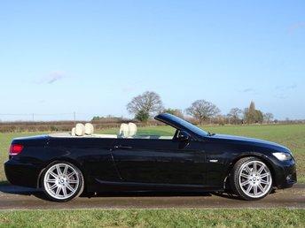 2007 BMW 3 SERIES 2.0 320I M SPORT 2d AUTO 168 BHP £6495.00