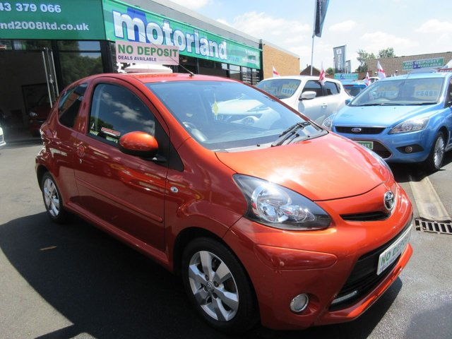 USED 2012 62 TOYOTA AYGO 1.0 VVT-I FIRE AC 3d 67 BHP CALL 01543 379066... 12 MONTHS MOT... 6 MONTHS WARRANTY... JUST ARRIVED