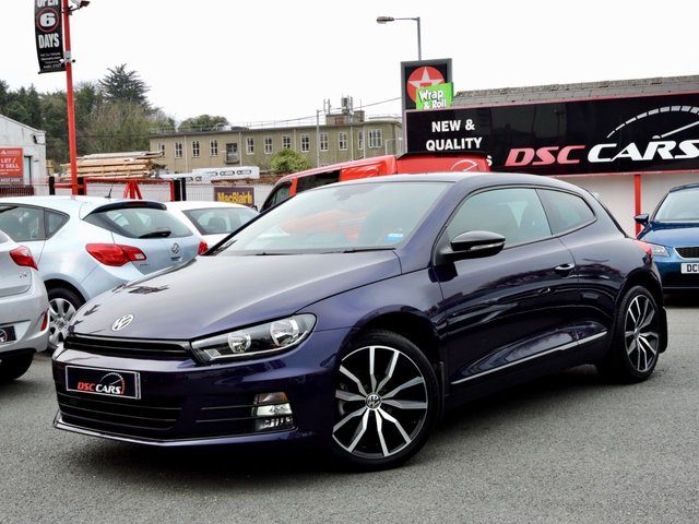 2015 VOLKSWAGEN SCIROCCO 2.0 GT TDI BLUEMOTION TECHNOLOGY 150 BHP