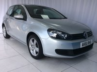 2011 VOLKSWAGEN GOLF 1.6 MATCH TDI BLUEMOTION TECHNOLOGY 3d 103 BHP