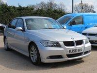 2006 BMW 3 SERIES 2.0 320D SE 4d 161 BHP £1250.00
