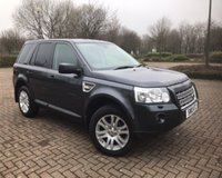 USED 2010 10 LAND ROVER FREELANDER 2 2.2 TD4 XS 5d AUTO 159 BHP