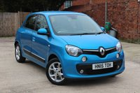 USED 2015 15 RENAULT TWINGO 0.9 DYNAMIQUE ENERGY TCE S/S 5d 90 BHP **** FULL SERVICE HISTORY * ZERO ROAD TAX * 65.7 MPG ****