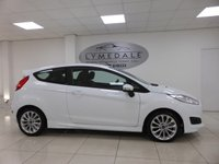 USED 2013 63 FORD FIESTA 1.0 ZETEC S 3d 124 BHP ZERO ROAD TAX, EXCELLENT OVERALL CONDITION