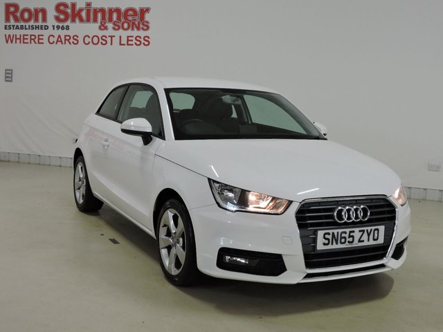View our 2015 65 AUDI A1 1.0 TFSI SPORT 3d AUTO 93 BHP