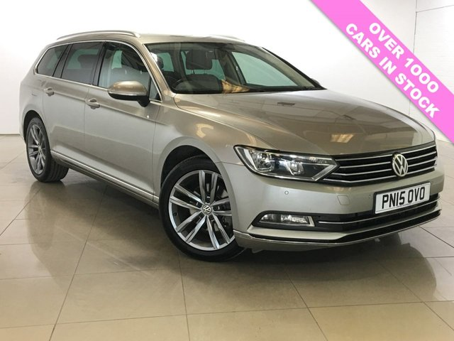 View our 2015 15 VOLKSWAGEN PASSAT 2.0 GT TDI BLUEMOTION TECHNOLOGY DSG 5d AUTO 148 BHP