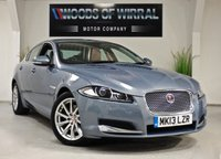 2013 JAGUAR XF 2.2 D LUXURY 4d AUTO 200 BHP £12980.00