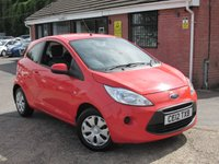 2012 FORD KA 1.2 EDGE 3dr £4490.00